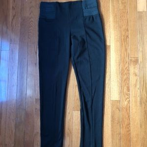 Fitted business casual pants